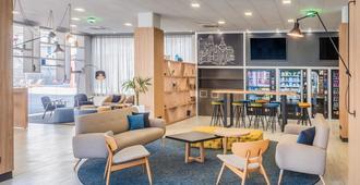Madrid Airport Suites Affiliated by Meliá - Madrid - Sala de estar
