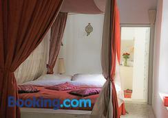 Riad Tizwa - Marrakesh - Phòng ngủ