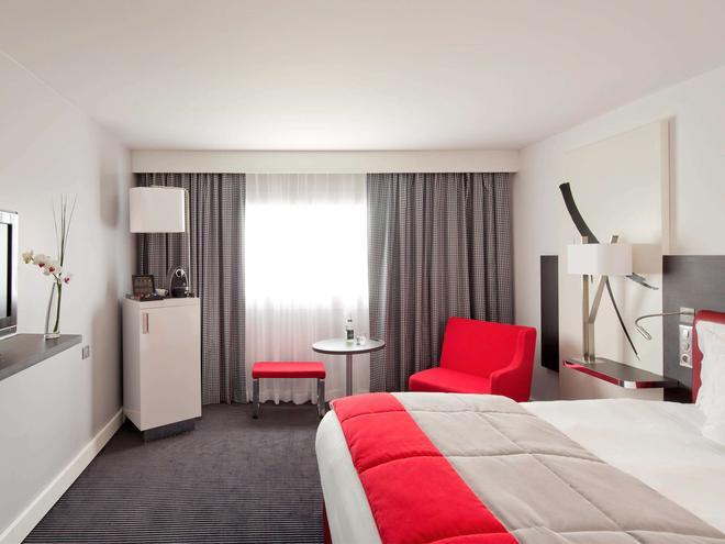 Hôtel Mercure Paris Cdg Airport & Convention - Руасси-ан-Франс - Спальня