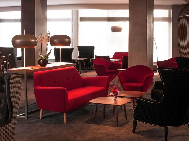 Hôtel Mercure Paris Cdg Airport & Convention - Руасси-ан-Франс - Лаундж