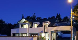 Century Park Motor Lodge - Nelson - Bygning
