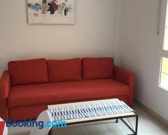 Apartamento completo con estilo propio - Лос-Реалехос - Living room