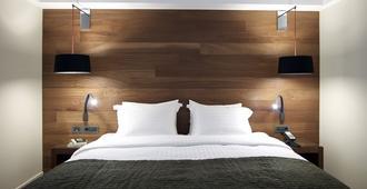 撒馬利亞酒店 - 干尼亞 - 哈尼亞 - 臥室