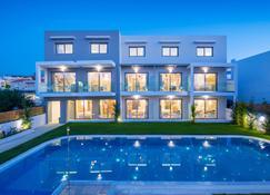 Mary Hotel - Rethymno - Building