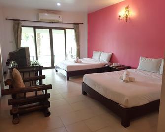 Saksupha Resort - Samphan Ta - Bedroom