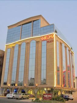 Wed Plaza - Jeddah - Building