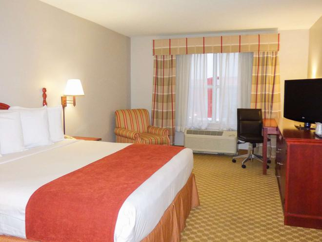 Country Inn & Suites by Radisson, Orlando, FL - Orlando - Bedroom