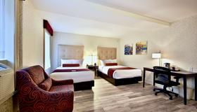Best Western Plus Montreal Downtown-Hotel Europa - Montreal - Makuuhuone