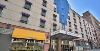Best Western Plus Montreal Downtown-Hotel Europa - Монреаль - Здание