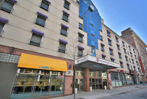 Best Western Plus Montreal Downtown-Hotel Europa - Montreal - Building