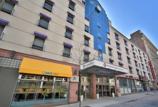 Best Western Plus Montreal Downtown-Hotel Europa - Монреаль - Здание