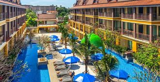 Diamond Cottage Resort & Spa - Karon - Outdoors view