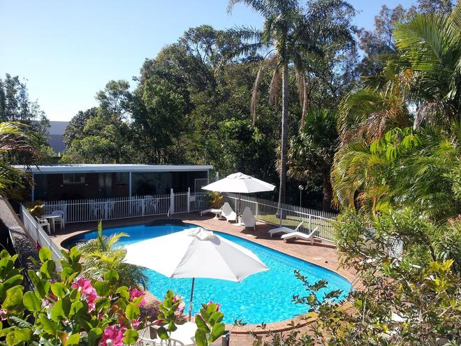 Aquajet Motel - Coffs Harbour - Uima-allas