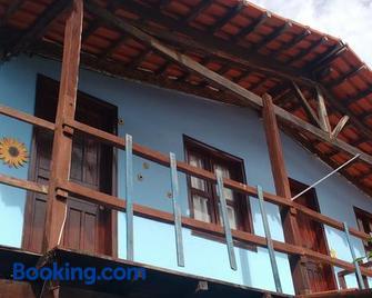 Suítes Novo Amanhecer - Sao Jorge - Gebouw