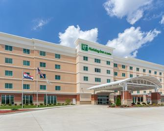 Holiday Inn & Suites Jefferson City - Jefferson City - Gebäude