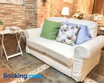 Apartamento Rural La Serratilla - Alhama de Aragón - Living room