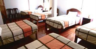 Catari's House - Machu Picchu - Bedroom