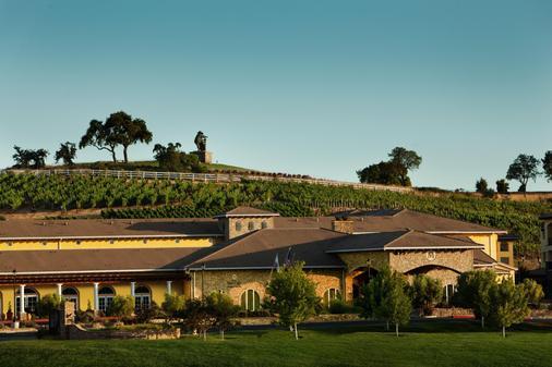 The Meritage Resort And Spa - Napa - Toà nhà
