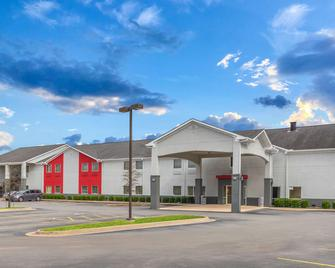 Econo Lodge Inn & Suites Pritchard Road North Little Rock - North Little Rock - Building