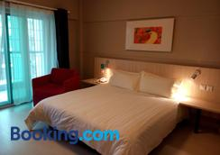 Jinjiang Inn Xiamen Exhibition Center - Xiamen - Schlafzimmer