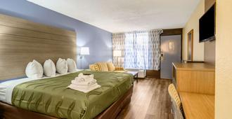 Quality Inn - ניו אורלינס - חדר שינה
