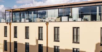 Hotel Bayerischer Hof - Monaco di Baviera - Edificio