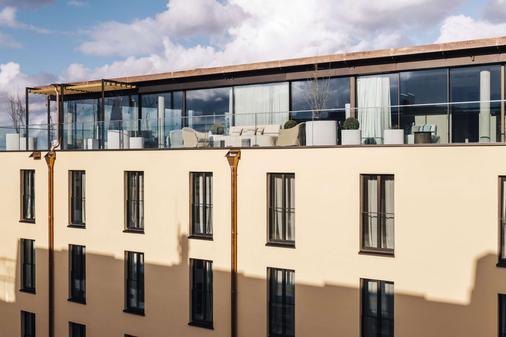Hotel Bayerischer Hof - Μόναχο - Κτίριο