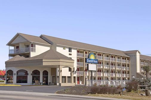 Days Inn by Wyndham Apple Valley Pigeon Forge/Sevierville - Sevierville - Building