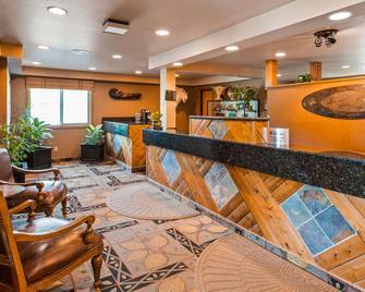 Best Western Bidarka Inn - Homer - Receptionist