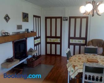 Gite de la Vialle - Lamastre - Wohnzimmer