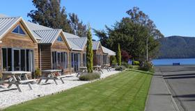 Lakefront Lodge - Te Anau - Κτίριο