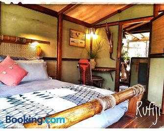 Chinderera Eco Lodge - Manguzi - Bedroom