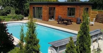 La Griotte - Honfleur - Πισίνα