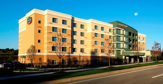 Courtyard by Marriott Pittsburgh Airport Settlers Ridge - Pittsburgh - Edifício