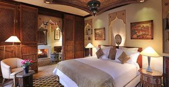 La Maison Arabe Hotel, Spa And Cooking Workshops - מרקש - חדר שינה
