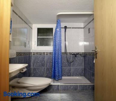 Hôtel-Gîte Rural à 3 km de Delémont - Delémont - Bathroom