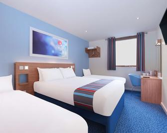 Travelodge Loughborough Central - Лафборо - Спальня