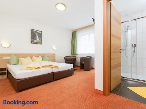 Panoramablick Sölden - Sölden - Bedroom