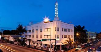 The Hotel Of South Beach - Bãi biển Miami - Toà nhà