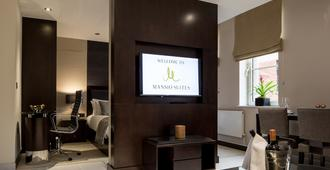 Mansio Suites The Headrow - Leeds - Building