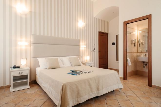 拉爾坎傑洛酒店 - 塔蘭托 - 塔蘭托 - 臥室