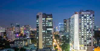 Novotel Saigon Centre - Cidade de Ho Chi Minh - Vista externa