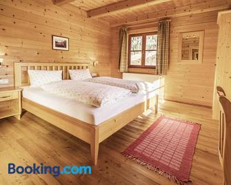 Bauerndörfl Rindereben - Hüttschlag - Schlafzimmer
