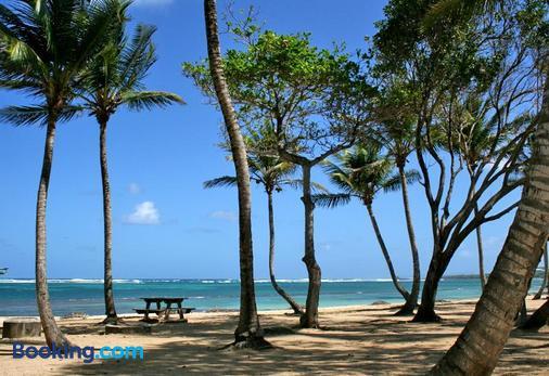 Villa Oceane - Le Moule - Beach