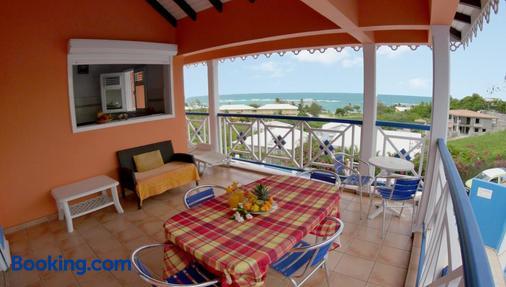 Villa Oceane - Le Moule - Balcony