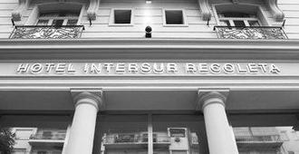 Hotel Intersur Recoleta - Buenos Aires - Rakennus