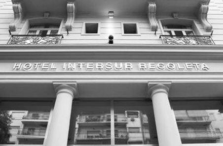 Hotel Intersur Recoleta - Buenos Aires - Toà nhà