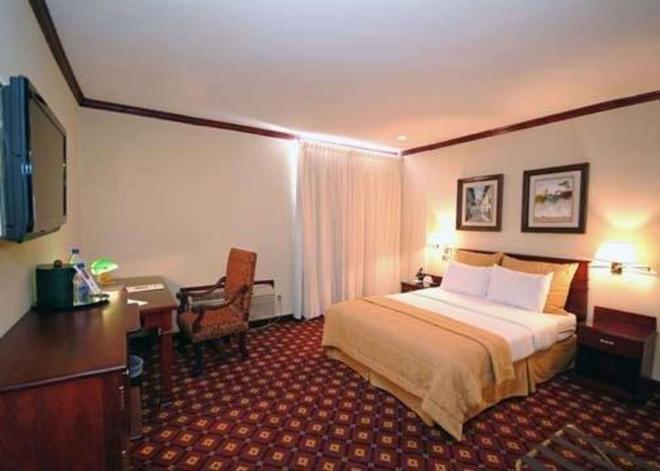 聖佩德羅蘇拉克拉麗奧酒店 - 聖彼得蘇拉 - 聖佩德羅蘇拉 - 臥室