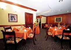 聖佩德羅蘇拉克拉麗奧酒店 - 聖彼得蘇拉 - 聖佩德羅蘇拉 - 餐廳