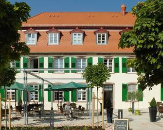 Schlosshotel Bergzaberner Hof - Bad Bergzabern - Gebouw
